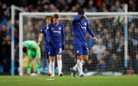 Chelsea thua tan tác, HLV Sarri có 7 ngày cứu ghế - Ảnh 5.