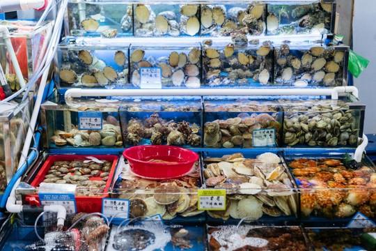 Khám phá khu chợ hải sản lớn nhất Seoul - Ảnh 3.