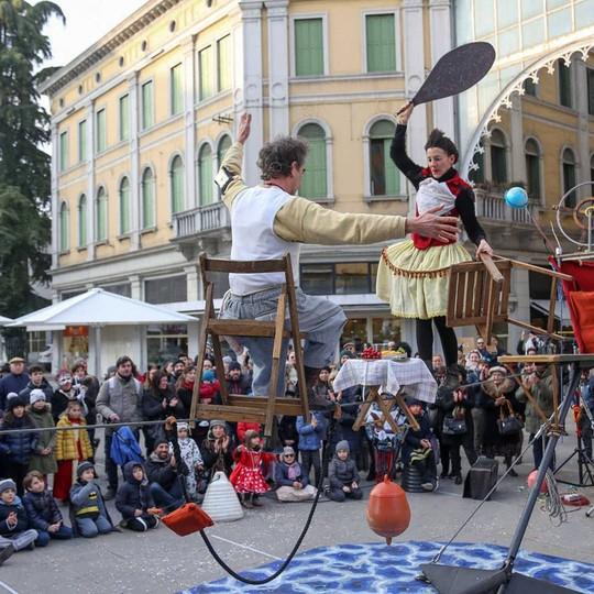 Đến Venice vào tháng 2, dự lễ hội hóa trang hoành tráng nhất năm - Ảnh 7.