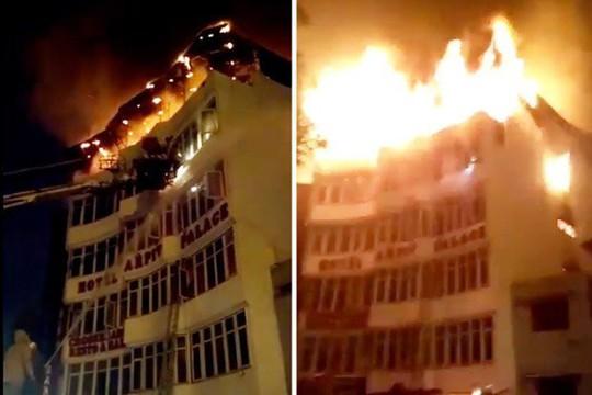 Cháy khách sạn, 21 người thương vong - Ảnh 2.