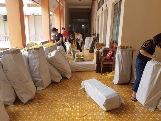 Hàng trăm bộ đội tham gia di dời Bệnh viện vùng Tây Nguyên - Ảnh 6.