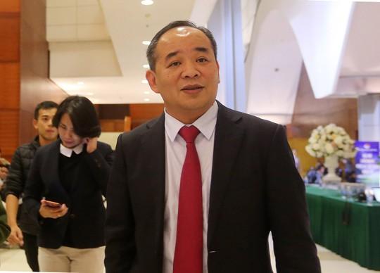 Chủ tịch VFF Lê Khánh Hải: Mong nhiều doanh nghiệp đầu tư mạnh cho bóng đá - Ảnh 1.