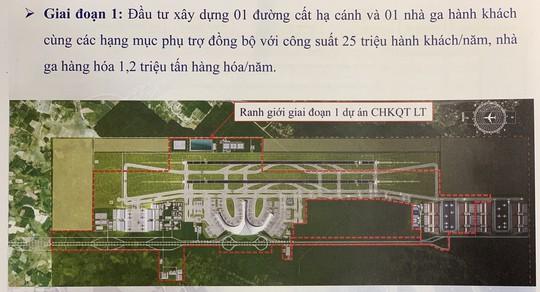 Khởi công dự án sân bay Long Thành trong năm 2020 - Ảnh 1.