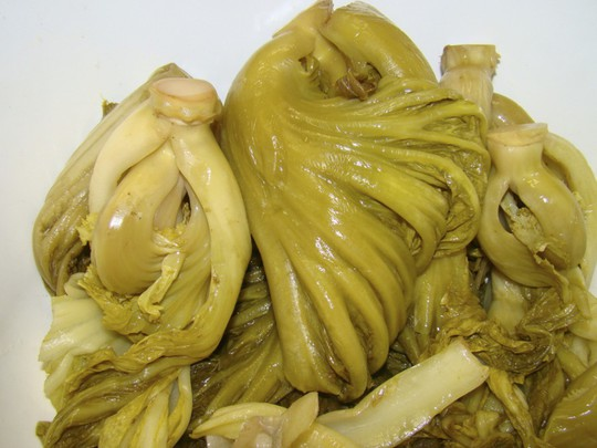 'Hô biến' đồ ăn thừa ngày Tết thành món ngon hấp dẫn - Ảnh 6.