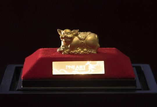 Sát ngày Thần Tài, vàng nhẫn bị thổi giá cao hơn vàng miếng - Ảnh 2.