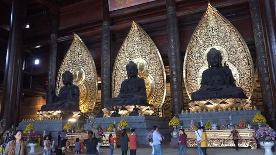 Ngôi chùa lớn nhất thế giới ở Hà Nam đón hàng vạn lượt khách - Ảnh 12.