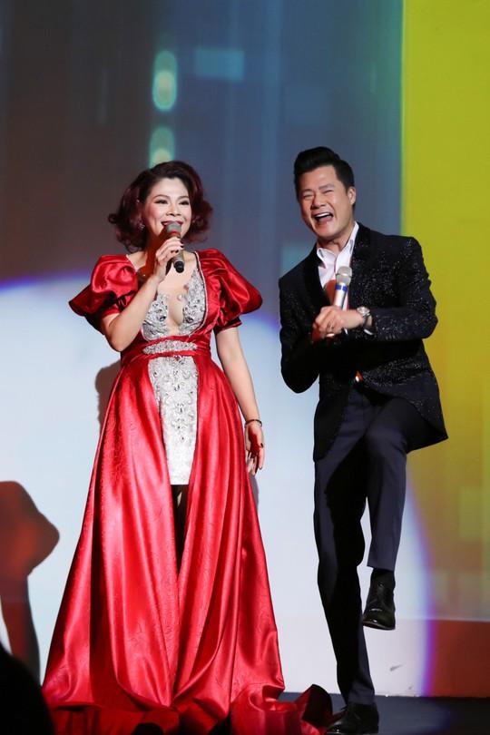 Thanh Thảo – Quang Dũng tái hợp trên sân khấu ngày tình nhân - Ảnh 3.