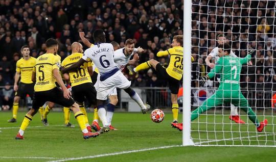 Son Heung-min tỏa sáng, Tottenham vùi dập Dortmund ở London - Ảnh 5.