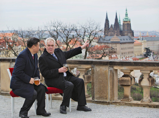 Cú sốc của Huawei ở Cộng hòa Czech - Ảnh 2.