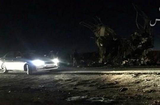 Iran: Đánh bom tự sát, 27 lính tinh nhuệ thiệt mạng - Ảnh 1.