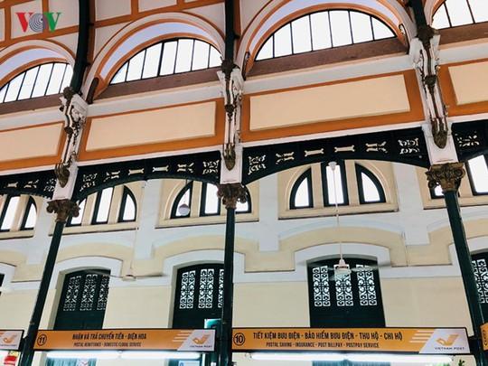 Bưu điện TP HCM - điểm đến thu hút khách du lịch quốc tế - Ảnh 11.