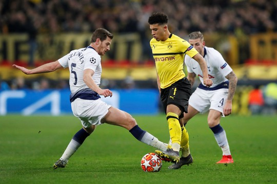 Son Heung-min tỏa sáng, Tottenham vùi dập Dortmund ở London - Ảnh 2.
