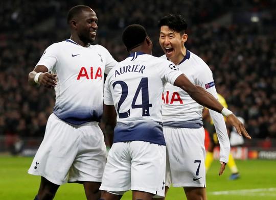Son Heung-min tỏa sáng, Tottenham vùi dập Dortmund ở London - Ảnh 3.