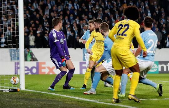 Arsenal thua đau, Chelsea mơ đi tiếp ở Europa League - Ảnh 8.