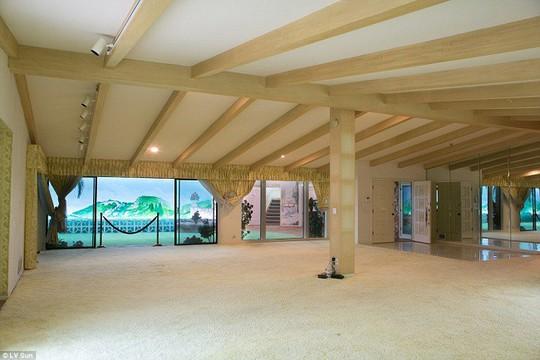 Bên trong căn nhà dưới lòng đất có giá hơn 417 tỷ đồng - Ảnh 2.