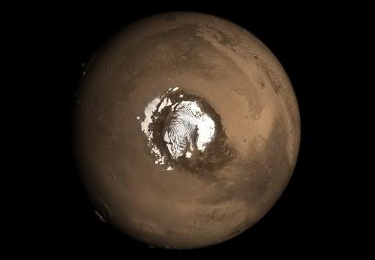 Điềm lành cho sự sống Sao Hỏa - Ảnh 1.