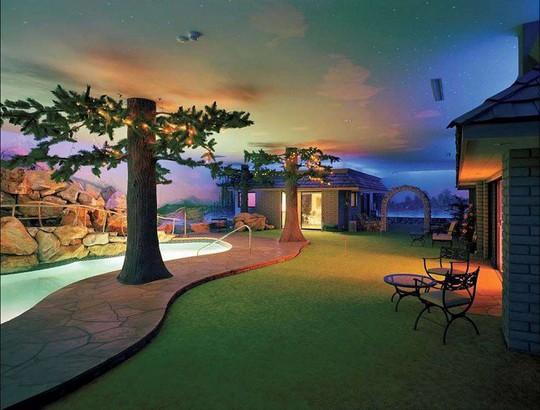 Bên trong căn nhà dưới lòng đất có giá hơn 417 tỷ đồng - Ảnh 7.