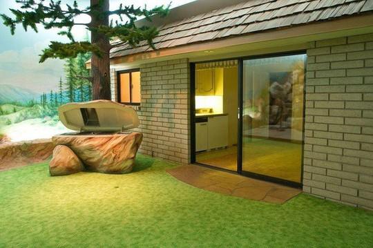 Bên trong căn nhà dưới lòng đất có giá hơn 417 tỷ đồng - Ảnh 8.