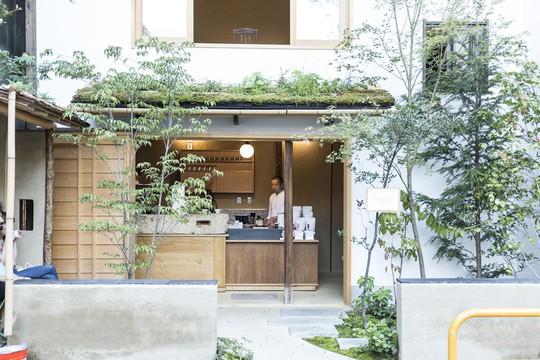 5 quán cà phê gây nhiều thương nhớ tại Kyoto - Ảnh 1.