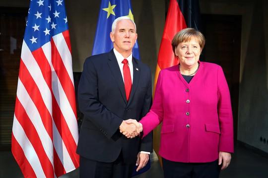 Hội nghị An ninh Munich: Đấu khẩu và rạn nứt - Ảnh 1.