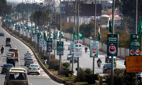 Ả Rập Saudi xoay trục sang châu Á - Ảnh 1.
