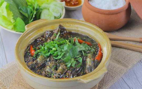 Cách làm món cá kèo kho rau răm tuyệt ngon - Ảnh 1.