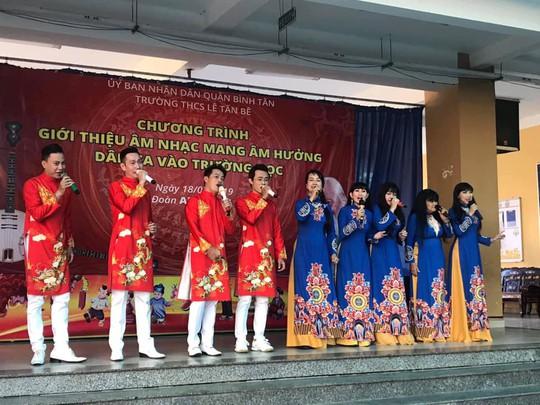 Ngọc Huyền xúc động trong chương trình vinh danh nhạc sĩ Bắc Sơn - Ảnh 3.