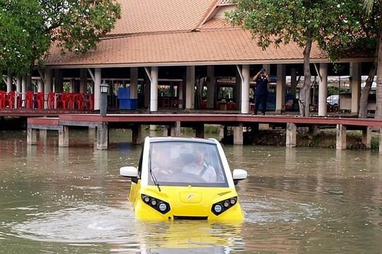 Đại gia Nhật muốn bán ôtô lội nước giá 250 triệu tại Việt Nam - Ảnh 1.