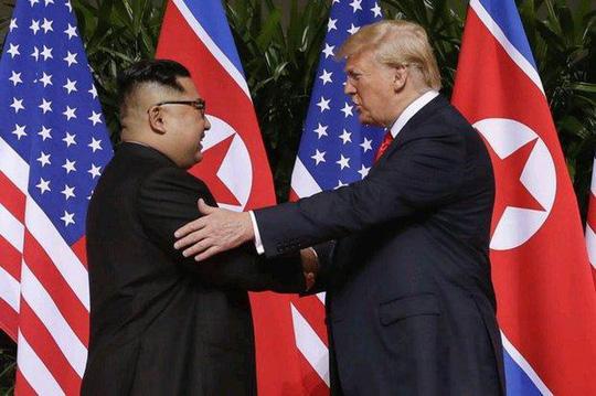 Mỹ-Triều Tiên xem xét bước đi đột phá? - Ảnh 1.