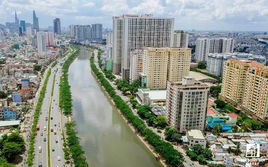 TP HCM: phát triển thêm tối thiểu 40 triệu m2 sàn nhà ở đến 2020 - Ảnh 1.