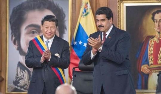 Venezuela: Thủ lĩnh đối lập chìa cành ô liu về phía Trung Quốc - Ảnh 2.