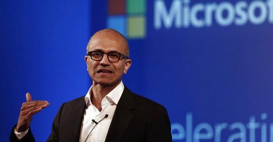 Vì sao sếp Microsoft chưa thành tỷ phú? - Ảnh 1.