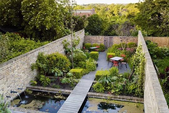 Phong cách thiết kế sân vườn đặc trưng cho tính cách gia chủ - Ảnh 2.
