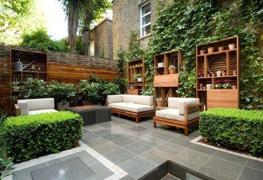 Phong cách thiết kế sân vườn đặc trưng cho tính cách gia chủ - Ảnh 3.