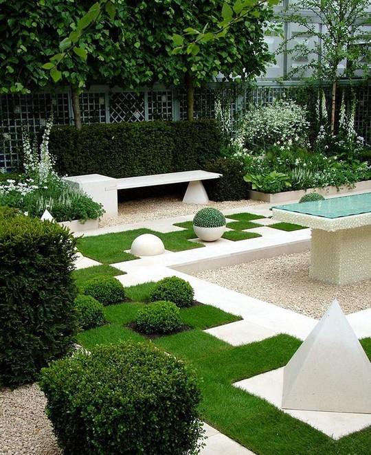 Phong cách thiết kế sân vườn đặc trưng cho tính cách gia chủ - Ảnh 5.