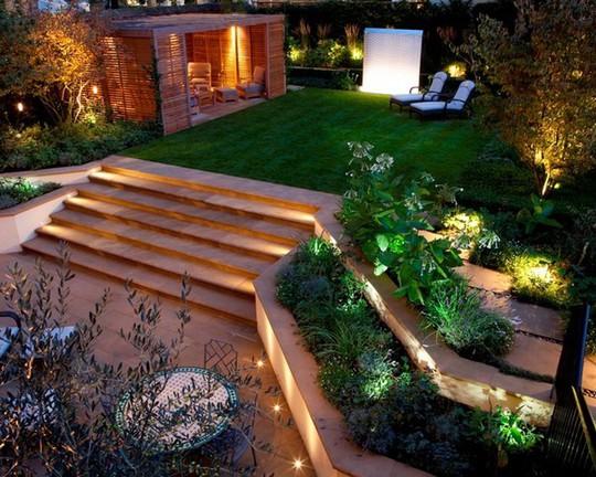 Phong cách thiết kế sân vườn đặc trưng cho tính cách gia chủ - Ảnh 6.