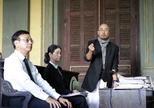 Ong Dang Le Nguyen Vu va ba Le Hoang Diep Thao yeu cau gi khi khang cao