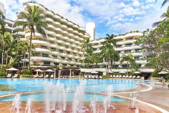 Những khách sạn ông Donald Trump từng ở khi công du châu Á - Ảnh 1.