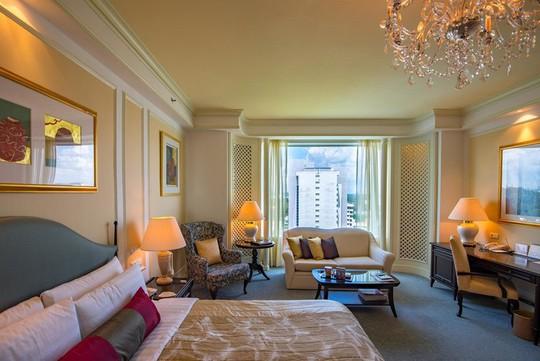 Những khách sạn ông Donald Trump từng ở khi công du châu Á - Ảnh 2.