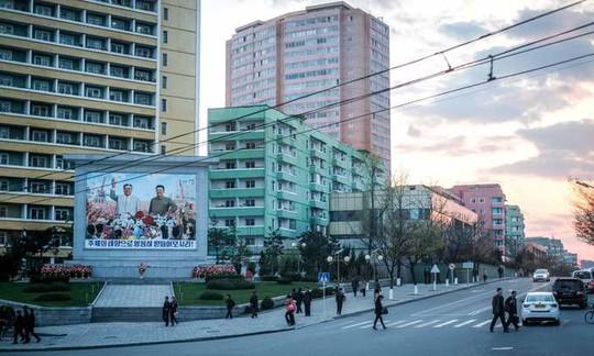 Cuộc sống bình yên ở Triều Tiên - Ảnh 1.