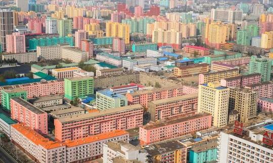 Cuộc sống bình yên ở Triều Tiên - Ảnh 2.