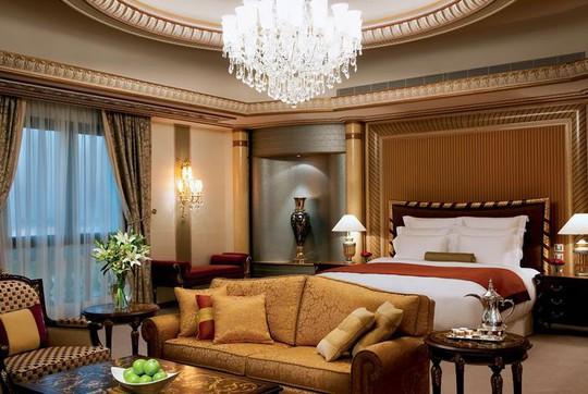 Những khách sạn ông Donald Trump từng ở khi công du châu Á - Ảnh 12.