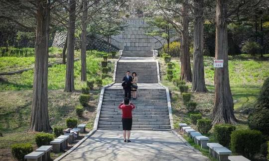 Cuộc sống bình yên ở Triều Tiên - Ảnh 12.
