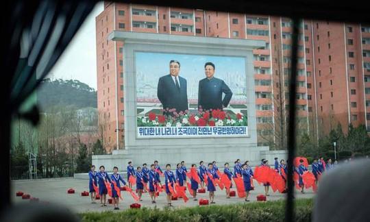 Cuộc sống bình yên ở Triều Tiên - Ảnh 3.