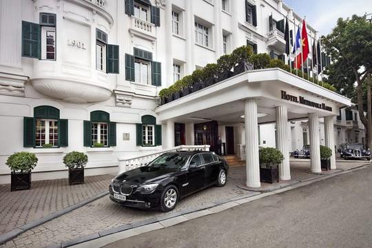 Những khách sạn ông Donald Trump từng ở khi công du châu Á - Ảnh 4.