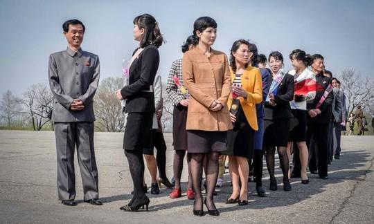 Cuộc sống bình yên ở Triều Tiên - Ảnh 4.