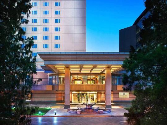 Những khách sạn ông Donald Trump từng ở khi công du châu Á - Ảnh 8.