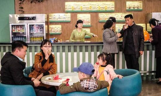 Cuộc sống bình yên ở Triều Tiên - Ảnh 9.