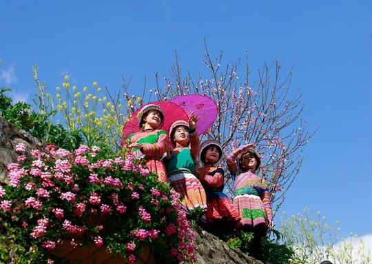 Thiên đường hoa đào đẹp chẳng kém Nhật Bản, Hàn Quốc là đây chứ đâu - Ảnh 10.