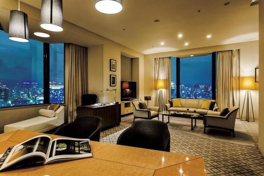 Những khách sạn ông Donald Trump từng ở khi công du châu Á - Ảnh 10.